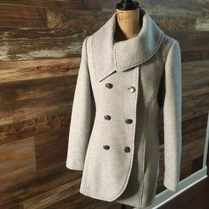 Jessica Simpson Double Breasted Winter Coat